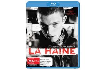 La Haine Blu-ray Region B