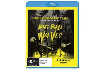 Big Bad Wolves Blu-ray Region B