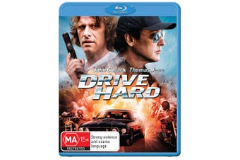 Drive Hard Blu-ray Region B
