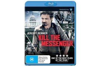 Kill the Messenger Blu-ray Region B