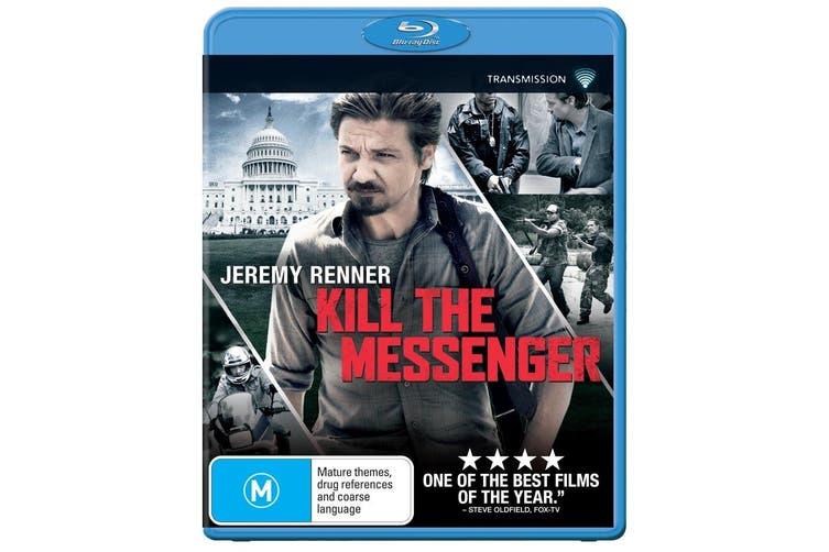 Kill the Messenger Blu-ray Region B