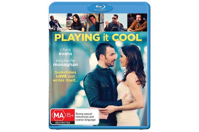 Playing It Cool Blu-ray Region B