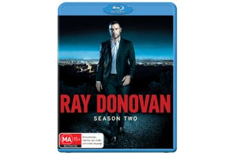Ray Donovan Season 2 Blu-ray Region B