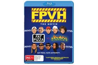 Fat Pizza Vs Housos Blu-ray Region B