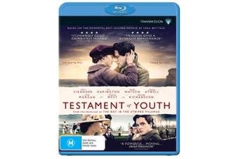 Testament of Youth Blu-ray Region B