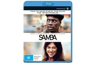 Samba Blu-ray Region B