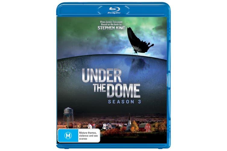 Under the Dome Season 3 Blu-ray Region B