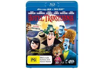 Hotel Transylvania 3D Edition Blu-ray Region B