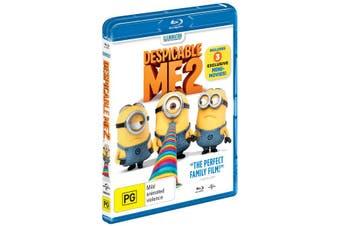 Despicable Me 2 3D Edition UltraViolet Copy Blu-ray Region B