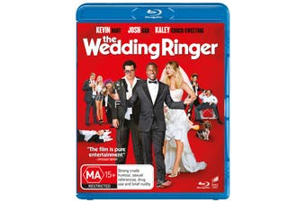 The Wedding Ringer Blu-ray Region B