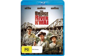 The Bridge On the River Kwai Blu-ray Region B