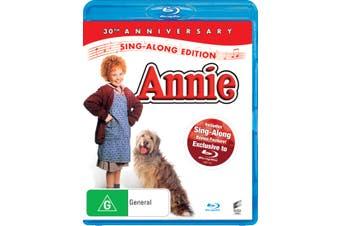 Annie Blu-ray Region B
