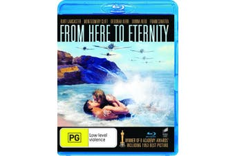 From Here to Eternity Blu-ray Region B
