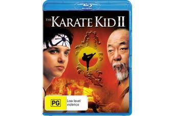 The Karate Kid 2 Blu-ray Region B