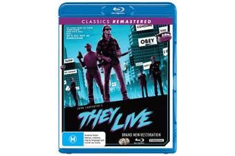 They Live Blu-ray Region B