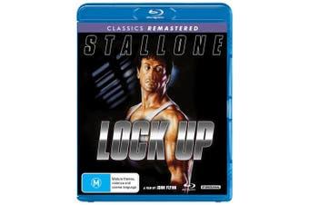 Lock Up Blu-ray Region B