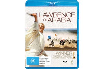 Lawrence of Arabia Blu-ray Region B
