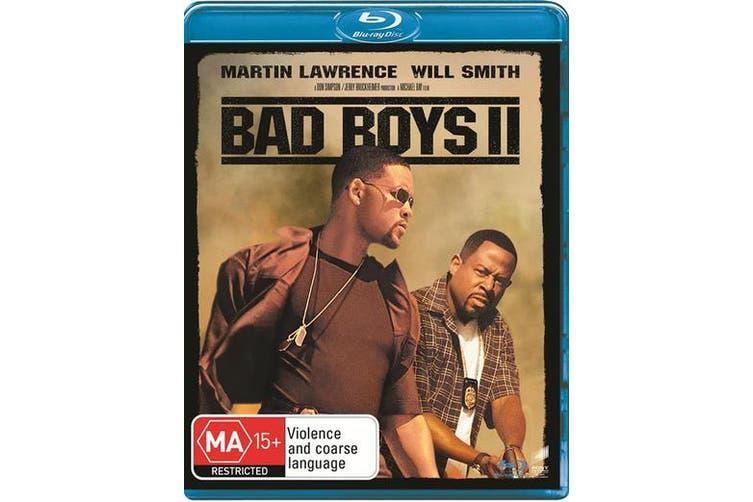 Bad Boys II Blu-ray Region B