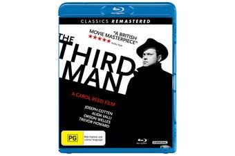The Third Man Blu-ray Region B
