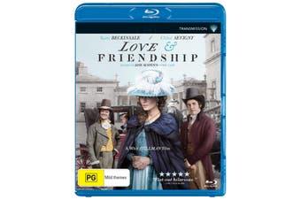 Love & Friendship Blu-ray Region B