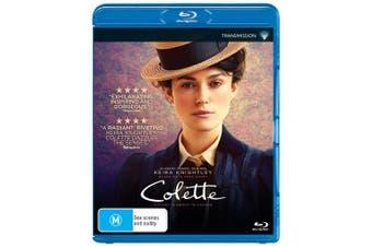 Colette Blu-ray Region B