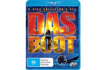 Das Boot The Directors Cut Blu-ray Region B