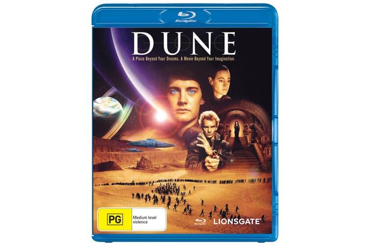 Dune Blu-ray Region B