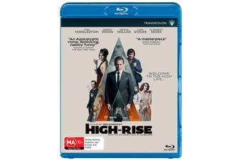 High rise Blu-ray Region B