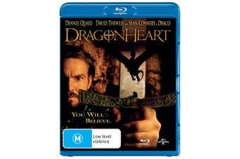 Dragonheart Blu-ray Region B