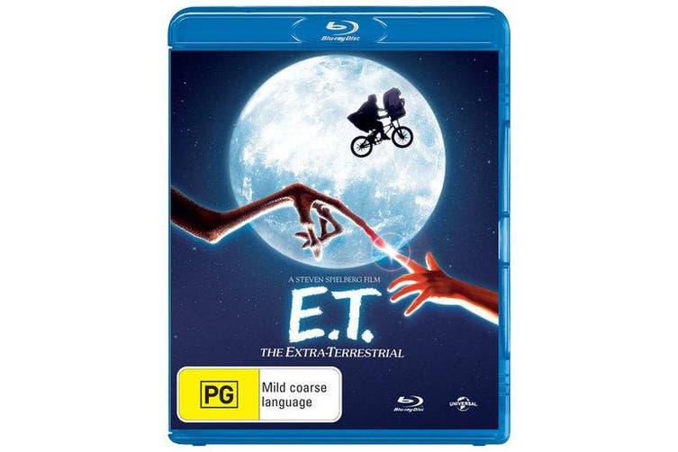 ET The Extra Terrestrial Blu-ray Region B