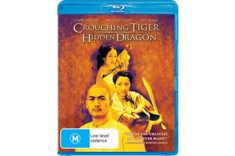 Crouching Tiger Hidden Dragon Blu-ray Region B