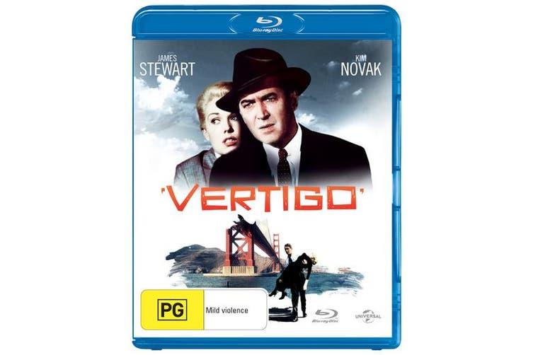 Vertigo Blu-ray Region B