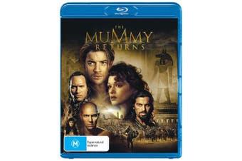 The Mummy Returns Blu-ray Region B