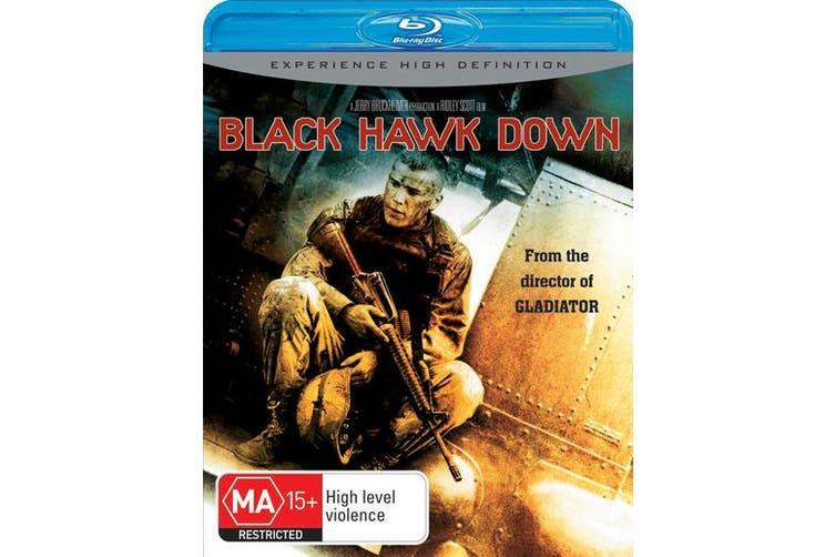 Black Hawk Down Blu-ray Region B