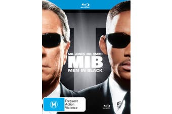 Men in Black 2 Blu-ray Region B