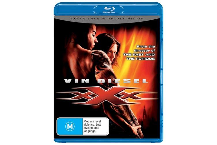 XXx Blu-ray Region B