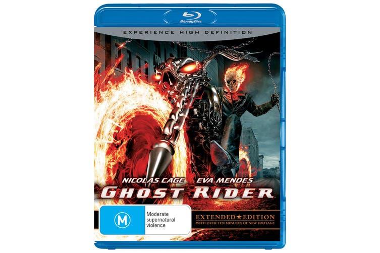 Ghost Rider Blu-ray Region B