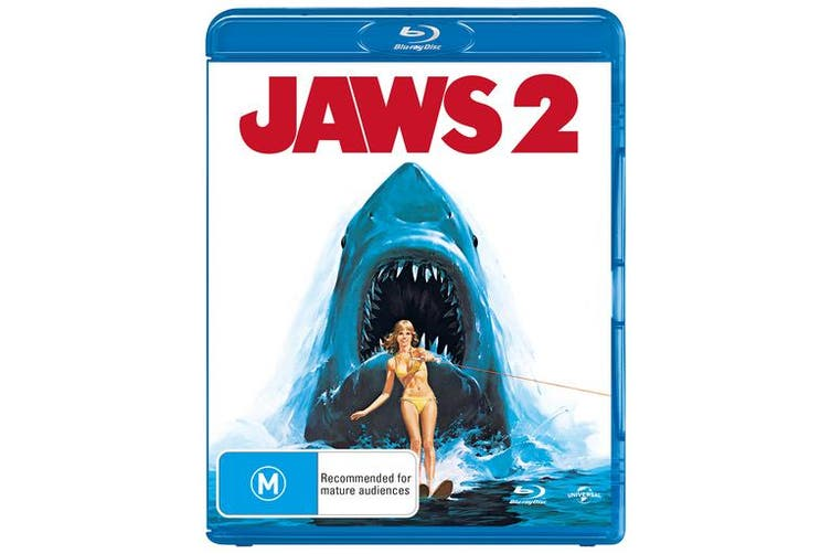 Jaws 2 Blu-ray Region B