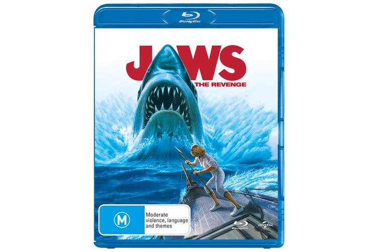 Jaws 4 The Revenge Blu-ray Region B