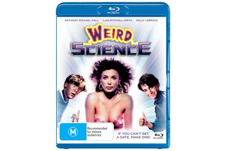 Weird Science Blu-ray Region B