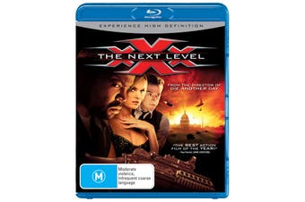 XXX 2 The Next Level Blu-ray Region B