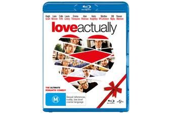 Love Actually Blu-ray Region B