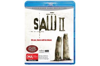 Saw II Blu-ray Region B
