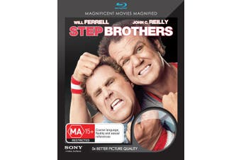 Step Brothers Blu-ray Region B