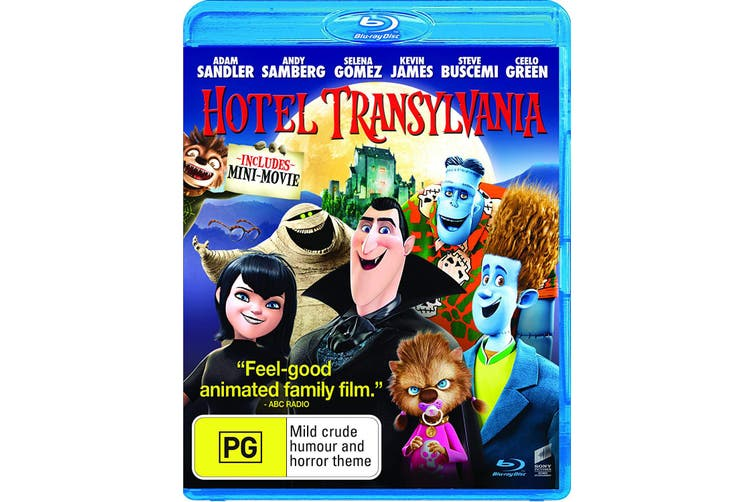 Hotel Transylvania Blu-ray Region B