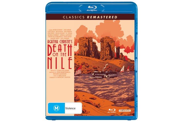 Death On the Nile Blu-ray Region B