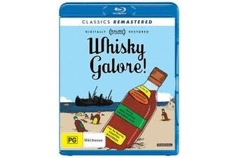 Whisky Galore Blu-ray Region B