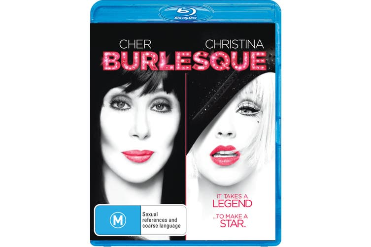Burlesque Blu-ray Region B