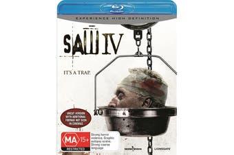 Saw IV Blu-ray Region B