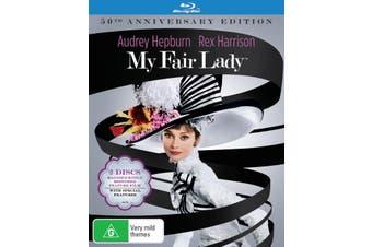 My Fair Lady Blu-ray Region B